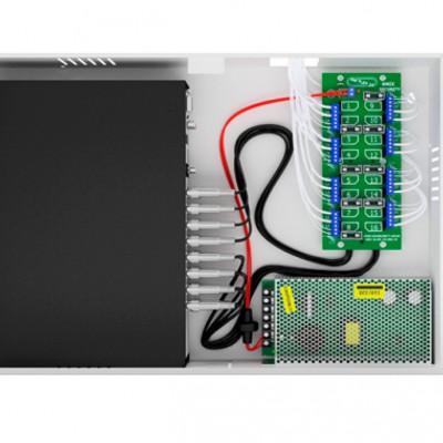 Rack para CFTV Power Coaxial HD 3000