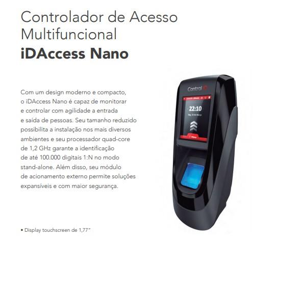 iDAccess Nano