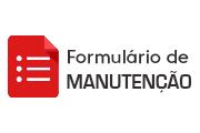 FORMULÁRIO MANUTENÇÃO
