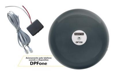 DP150 Campainha de Prato